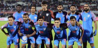 भारतीय फुटबॉल टीम