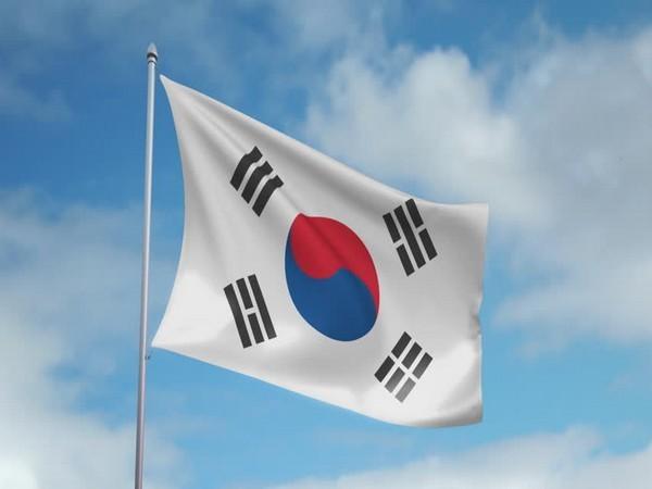 दक्षिण कोरिया का ध्वज