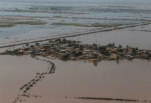 ईरान में भयंकर बाढ़
