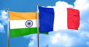 भारत और फ्रांस