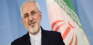 ईरानी विदेश मंत्री जावेद जरीफ