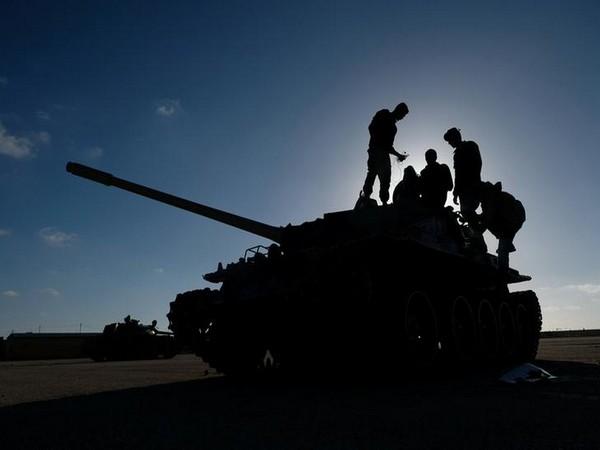 लीबिया मे जंग