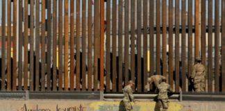 मेक्सिको सीमा