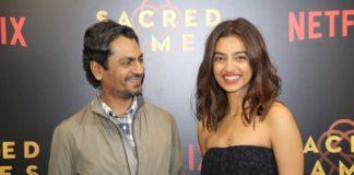 """पूरी हुई नवाज़ुद्दीन सिद्दीक़ी और राधिका आप्टे अभिनीत फिल्म """"रात अकेली है"""" की शूटिंग"""