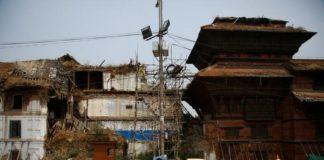 नेपाल में पुनर्निर्माण कार्य