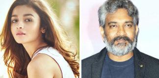 """निर्देशक एसएस राजामौली से विनती कर आलिया भट्ट को मिला फिल्म """"RRR"""" को किरदार"""
