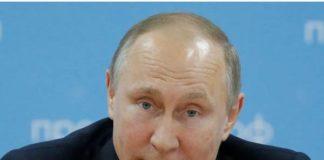 रुसी राष्ट्रपति व्लादिमीर पुतिन