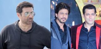 sunny deol to do a film with shahrukh and salman khan