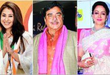 लोक सभा चुनाव 2019: उर्मिला मातोंडकर से लेकर शत्रुघन सिन्हा तक, यह बॉलीवुड सितारें उतरे राजनीतिक मैदान में