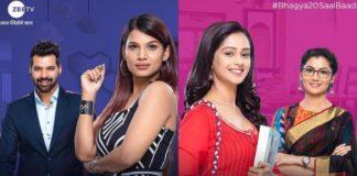 टीआरपी रिपोर्ट: 'कुमकुम भाग्य' ने मारी बाज़ी, 'कुंडली भाग्य' और 'कसौटी ज़िन्दगी के' हैं दूसरे और तीसरे स्थान पर
