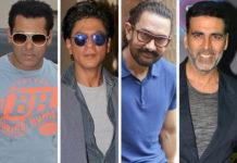 सलमान खान: शाहरुख़ खान, मैं, आमिर खान और अक्षय कुमार ही ऐसे इन्सान हैं जो स्टारडम को इतने समय कायम रख पाए