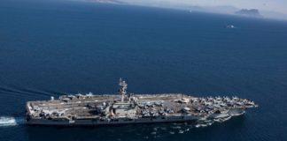 अमेरिकी जंगी जहाज