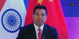 भारत में चीनी राजदूत