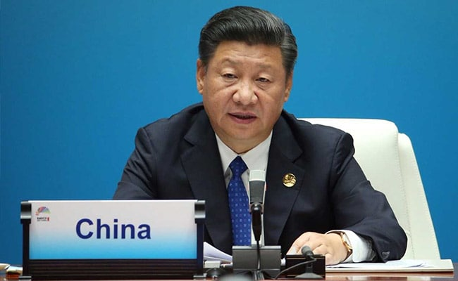 चीनी राष्ट्रपति शी जिंगपिंग