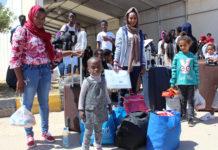 लीबिया में शरणार्थी