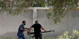 लीबिया में संकट