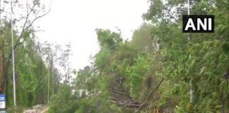बांग्लादेश में फनी तूफ़ान का प्रहार
