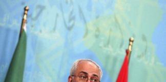 ईरानी विदेश मंत्री