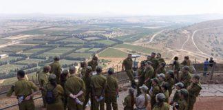 इजराइल की सुरक्षा सेना