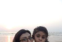 जूही परमार मना रही हैं अपनी बेटी समाइरा के साथ छुट्टियाँ, देखिये तसवीरें