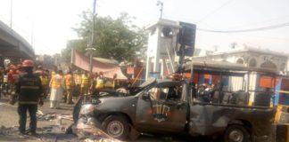 pakistan blast