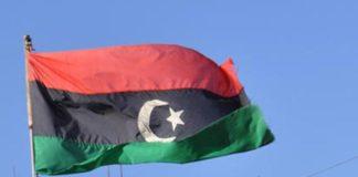 लीबिया का ध्वज