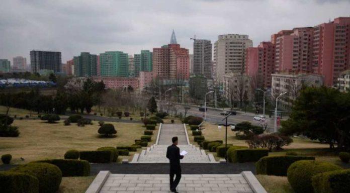 उत्तर कोरिया का व्यापार मेला