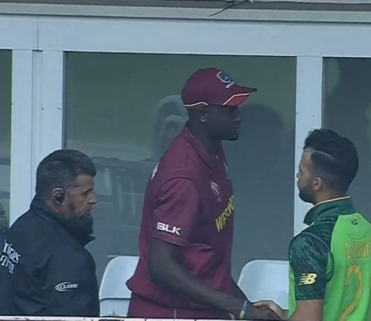 south africa west indies