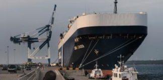 श्रीलंकाई बंदरगाह