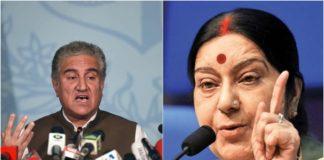 sushma swaraj mehmood shah