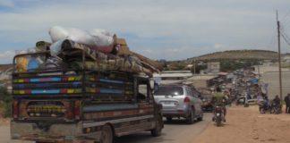 सीरिया का इदलिब प्रान्त