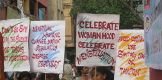 women's menstrual health