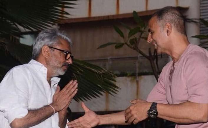 संजय लीला भंसाली अक्षय कुमार