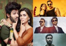 फिल्म 'लुका छुपी' ने मचाई टीवी पर धूम, पीछे छोड़ा 'सिम्बा', 'संजू' और 'उरी' जैसी फिल्मो को