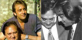 संजय दत्त ने अपनी मराठी फिल्म 'बाबा' की पिता सुनील दत्त को समर्पित