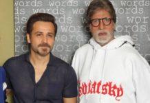 चेहरे: अमिताभ बच्चन और इमरान हाश्मी ने चार दिन पहले ही खत्म की फिल्म की शूटिंग