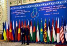 CICA in tajakistan