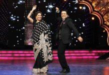 डांस दीवाने: माधुरी दीक्षित और गोविंदा ने मंच पर चलाया 90 के दशक का जादू