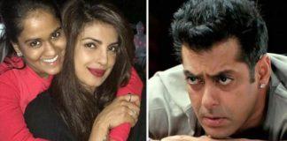 भारत: सलमान खान ने बताया कैसे प्रियंका चोपड़ा ने अर्पिता खान का सहारा लेकर किया फिल्म के लिए मना