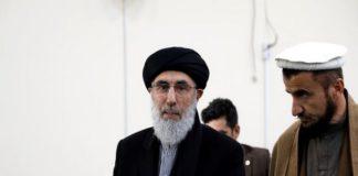 afganistan's former prime minister