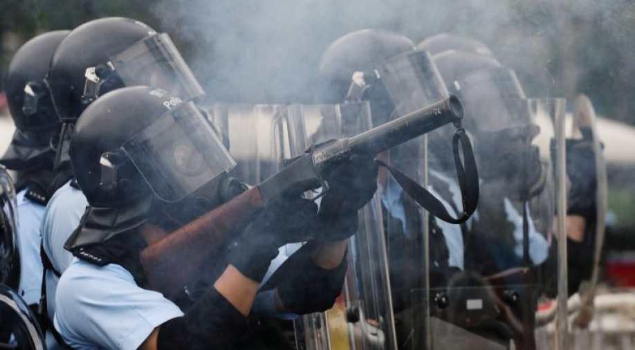 hongkong's police