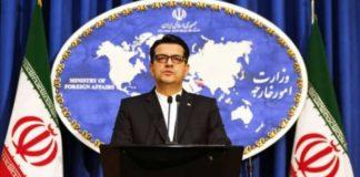 iranian spokesperson