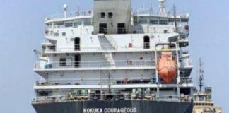 japnese ship
