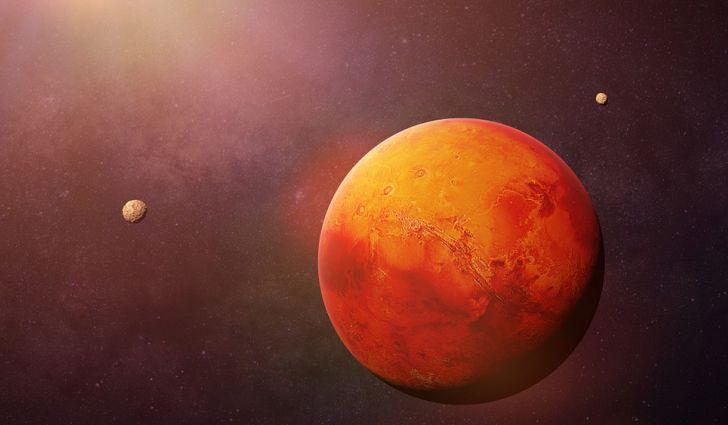mars planet life in hindi