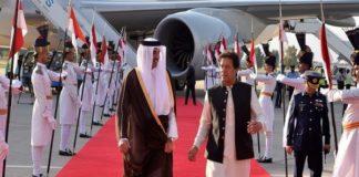 qatar and pakistan