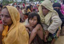 रोहिंग्या शरणार्थी