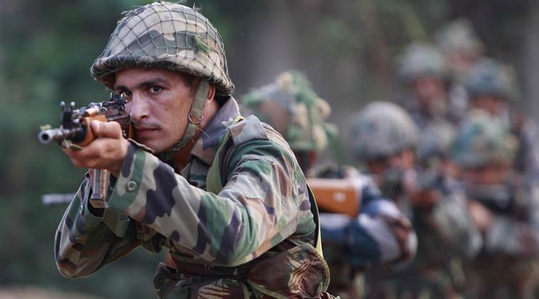 essay on Indian army in hindi