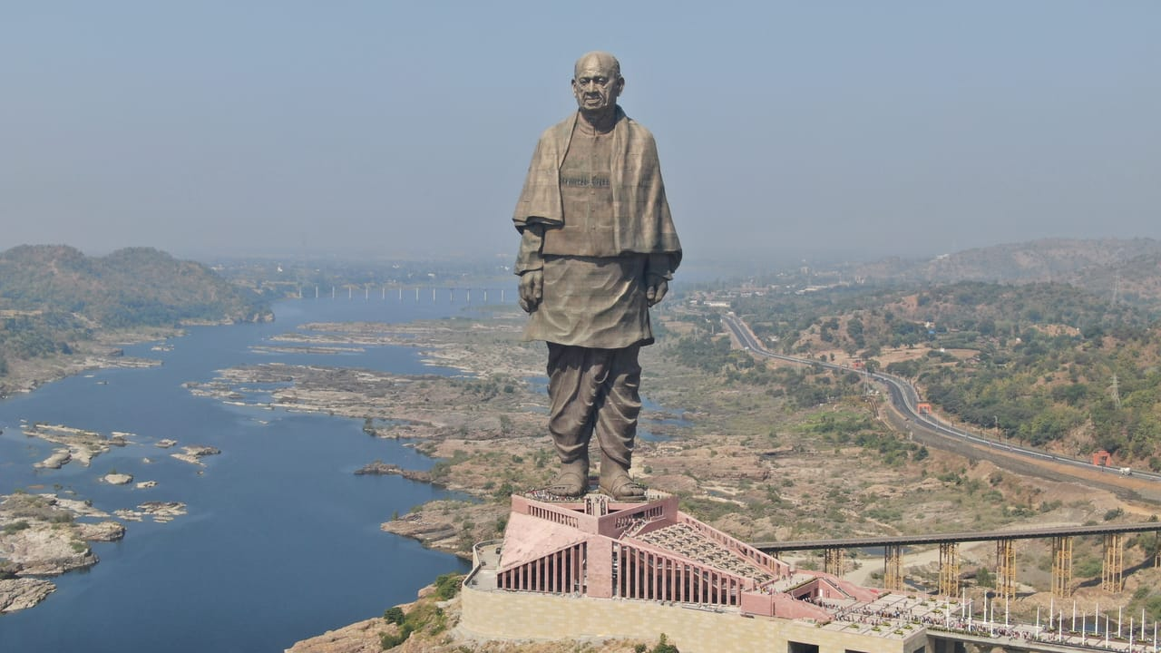 essay on statue of unity in hindi