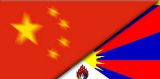 तिब्बत और चीन