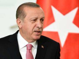 तुर्की के राष्ट्रपति